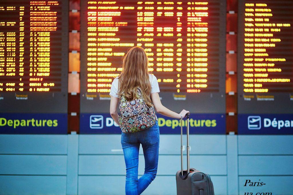 Аеропорт Орлі-Париж. Як добратися.