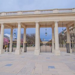 Пале -Рояль. Королівський палац у центрі Парижу.