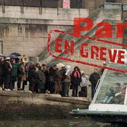 Страйки. Історії про Париж від Інни Власюк.